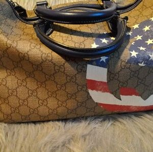 Gucci limited Edition UNICEF boston bag